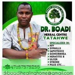 Dr  BOADI HEALS Hiv, Cancer, Herpes simplex, hepatitis B    - Garki
