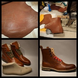 Best shoe making school in nigeria, contact ncr on 07031667718