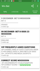 Win bet$$ today's football predictions - Lagos - free classifieds in